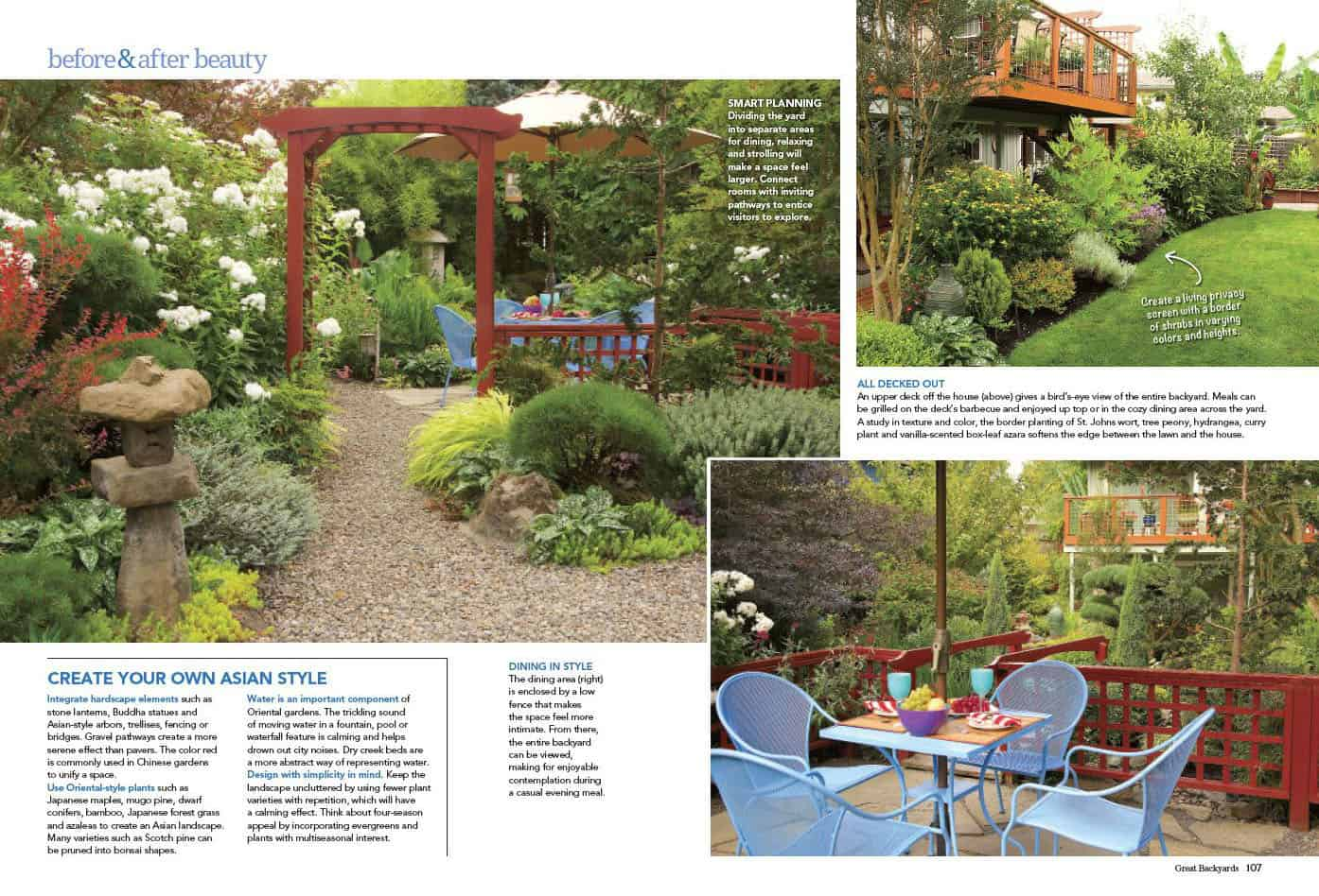 Press Publications 4 Season Gardens